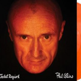 COLLINS Phil : LP No Jacket Required