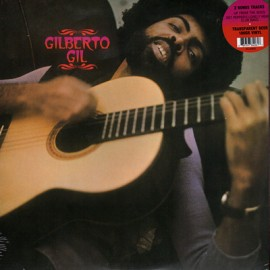 GILBERTO GIL : LP Gilberto Gil