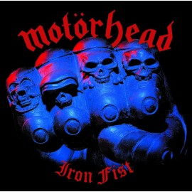 MOTORHEAD : LP Iron Fist
