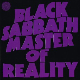 BLACK SABBATH : LP Master Of Reality