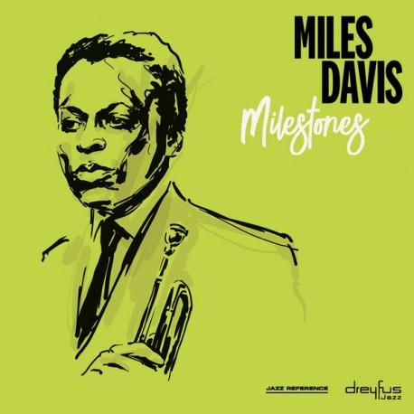 MILES DAVIS : LP Milestones (Dreyfus)