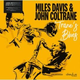 MILES DAVIS / COLTRANE John : LP Trane's Blues
