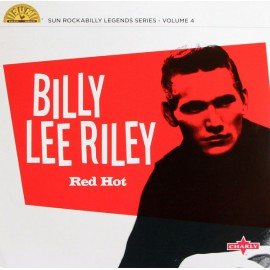 "RILEY Billy Lee : 10""LP Red Hot"