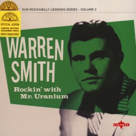 "SMITH Warren : 10""LP Rockin' With Mr. Uranium"