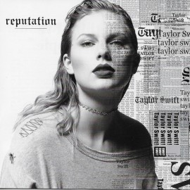 SWIFT Taylor : CD Reputation