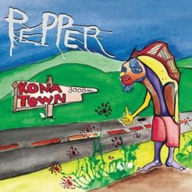PEPPER : LP Kona Town