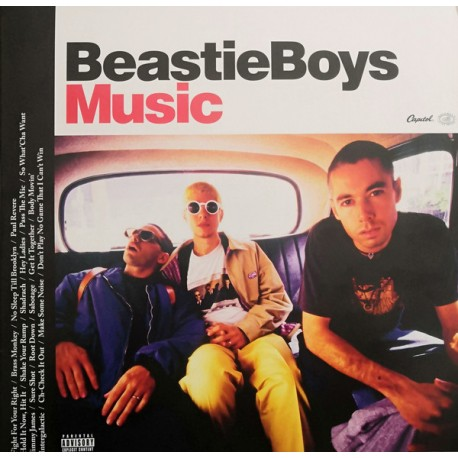 BEASTIE BOYS : LPx2 Music
