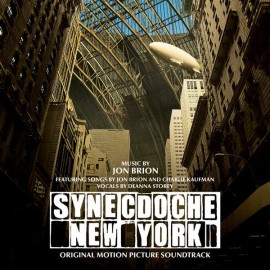 BRION Jon : LP Synecdoche, New York