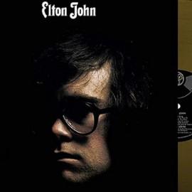 JOHN Elton : LP Elton John (gold)