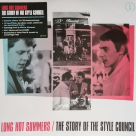 STYLE COUNCIL (the) : LPx3 Long Hot Summers / The Story of the Style Council