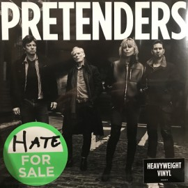 PRETENDERS (the) : LP Hate For Sale