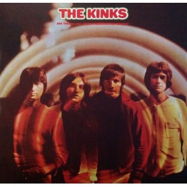 KINKS (the) : LP The Kinks Are The Village Green Preservation Society