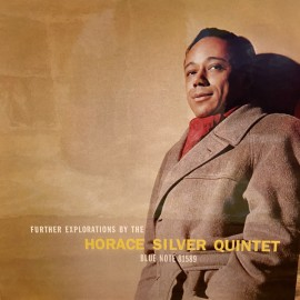 HORACE SILVER QUINTET : LP Further Explorations