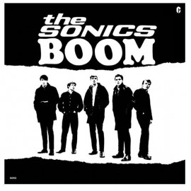SONICS (the) : LP Boom