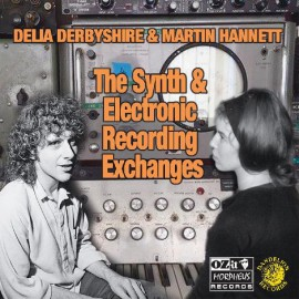 DERBYSHIRE Delia / HANNETT Martin : LP The Synth & Electronic Recording Exchanges