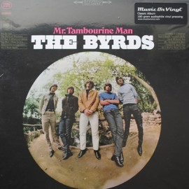 BYRDS (the) : LP Mr. Tambourine Man