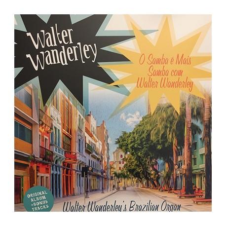 WANDERLEY Walter : LP O Samba É Mais Samba Com Walter Wanderley
