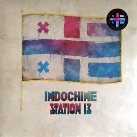 "INDOCHINE : 12""EP Station 13"
