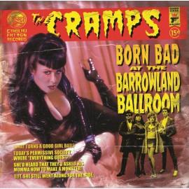 CRAMPS (the) : LP Born Bad At The Barrowland Ballroom