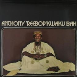 REEBOP KWAKU BAH : LP Anthony 'Reebop' Kwaku Bah
