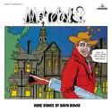 BOWIE David : LP Metrobolist