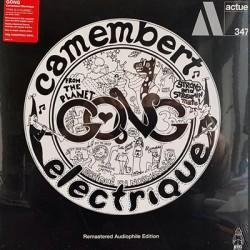 GONG : LP Camembert Electrique