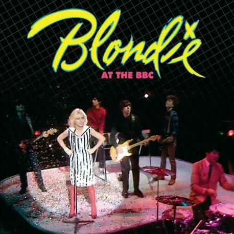 BLONDIE : CD+DVD Blondie At The BBC