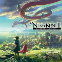 HISAISHI Joe : CD Ni No Kuni II : Revenant Kingdom Original Soundtrack