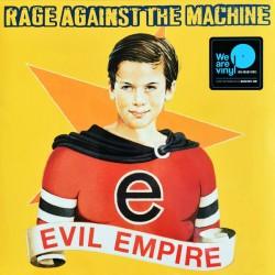 RAGE AGAINST THE MACHINE : LP Evil Empire
