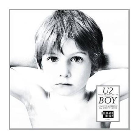 "U2 : 12""EP Boy - 40th Anniversary Edition"