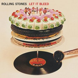 ROLLING STONES (the) : LP Let It Bleed (Collector's Edition)