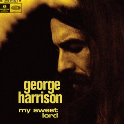 HARRISON George : My Sweet Lord