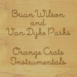 WILSON Brian / VAN DYKE PARKS : LPx2 Orange Crate Instrumentals