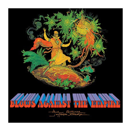 JEFFERSON STARSHIP : LP Blows Against The Empire - 50th Anniversary