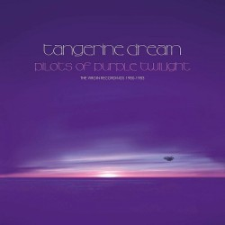 TANGERINE DREAM : CDx10 Pilots Of Purple Twilight (The Virgin Recordings 1980-1983)