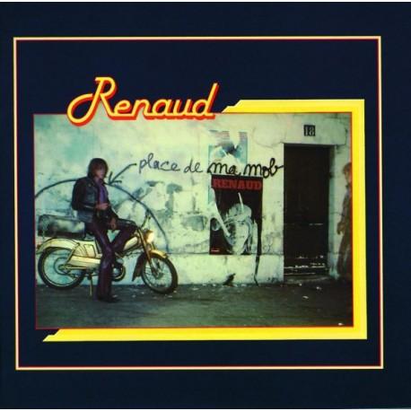 RENAUD : CD Laisse Béton (Place De Ma Mob)