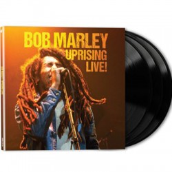 MARLEY Bob : LPx3 Uprising Live!