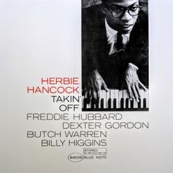HANCOCK Herbie : LP Takin' Off (blue note)