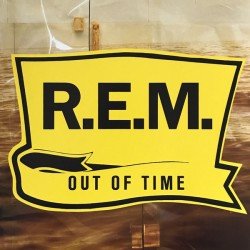R.E.M : LP Out Of Time