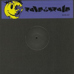 "RAVE 2 THE GRAVE ‎: 12""EP Pacific State"