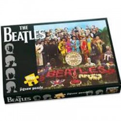 BEATLES (the) : Puzzle 1000 pieces Sgt Pepper