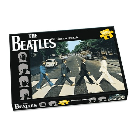 BEATLES (the) : Puzzle 1000 pieces Abbey Road
