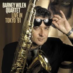 BARNEY WILEN QUARTET : LP Live In Tokyo '91