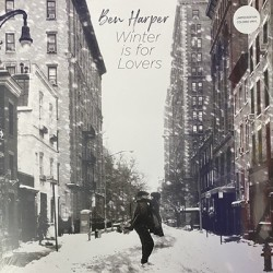 HARPER Ben : LP Winter Is For Lovers (clear)