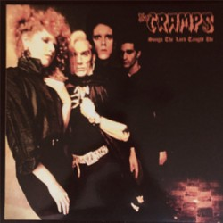 CRAMPS (the) : LP Songs The Lord Taught Us (2020)