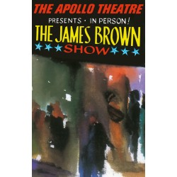 JAMES BROWN : K7 Live At The Apollo