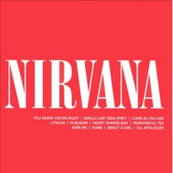 NIRVANA : CD Icon
