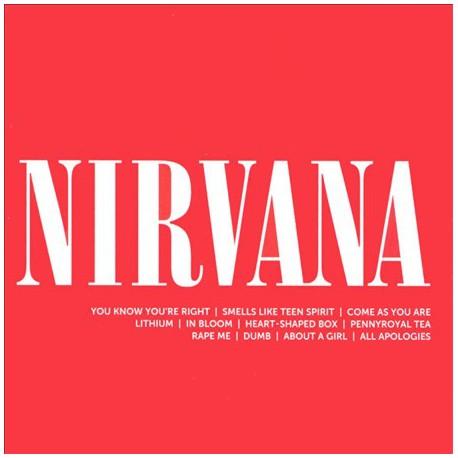 NIRVANA : CD Icon