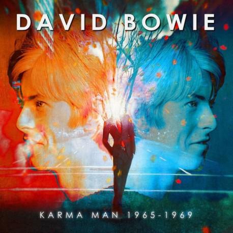 BOWIE David : CD Karma Man 1965-1969