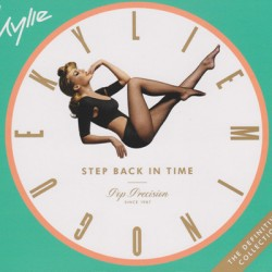 MINOGUE Kylie : CDx3 Step Back In Time (The Definitive Collection)